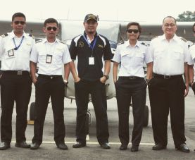Pilot Training Indonesia 1